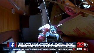 7.1 quake destroys movie theater in Ridgecrest