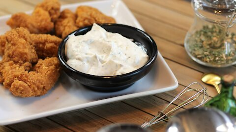 How to make ranch dip & dressing
