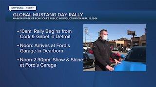Global Mustang Day
