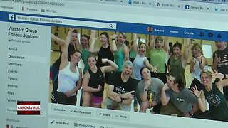 Western Racquet brings group fitness classes online
