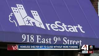 ReStart forced to close emergency shelter for homeless adults