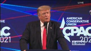 Trump Slams Big Tech's Attack On Free Speech