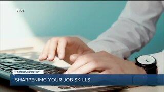Rebound Detroit: Sharpening your job skills