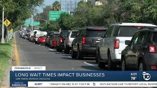 Long wait times impact businesses