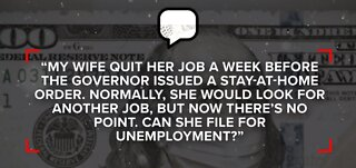 Nevada Department of Employment answers question of quitting, getting unemployment