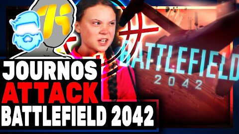 Battlefield 2042 BLASTED By Journalists For Not Being Political! They Cope & Seethe That Gamers Won