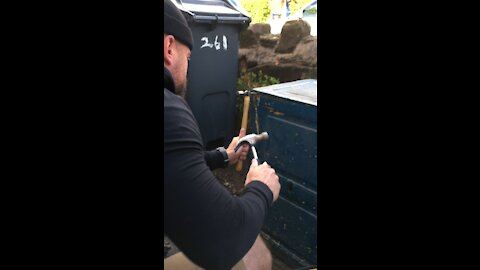 Finding Valuables In A Locked Safe 2