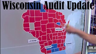Wisconsin Audit Update ( More info on the forensic audit)