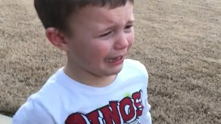These Kids Have VERY Different Reactions To This Surprise