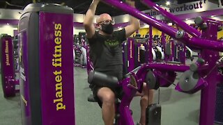 Planet Fitness program allows teens to work out with parents