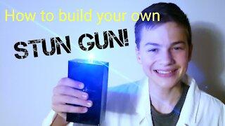 How to Build Your Own Stun Gun