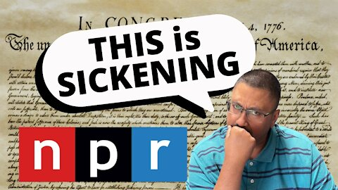 THIS is what NPR is DOING with OUR TAX money!!!
