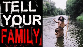 TELL YOUR Family about JESUS! Stop being Scared!