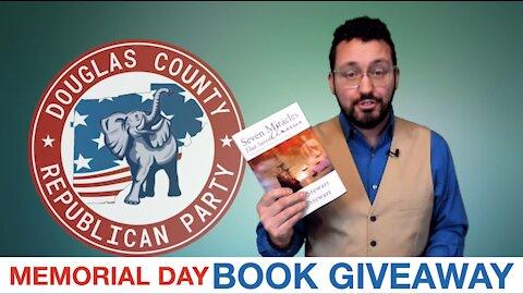 Memorial Day Book Giveaway