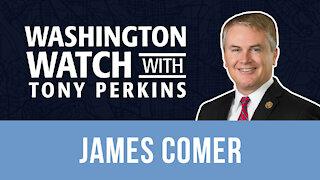 James Comer Discusses Concerns Over Biden Admin Limiting Enforcement & Weakening Border Security