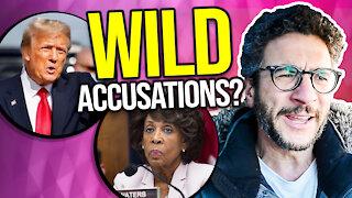 Maxine Waters Accuses Trump of PREMEDITATED MURDER! Viva Frei Vlawg
