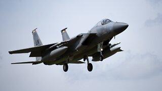 U.S. Fighter Jet Pilot Confirmed Dead After North Sea Crash