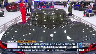 On The Go: Motor Trend International Auto Show in Baltimore