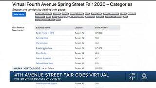 Fourth Avenue Spring Street Fair going virtual
