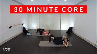 VIBE Core 6 - 30 Minute Workout