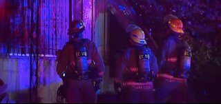 2-alarm vacant house fire near Syracuse, Harmon