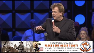 FULL SPEECH Patrick Byrne (Day 2)   Health and Freedom Conference 2021