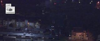 Las Vegas police investigate homicide near Charleston, Nellis