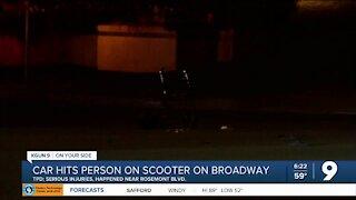 Police investigate deadly crash on Broadway