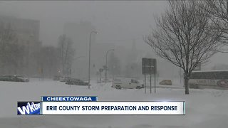 Erie County Storm Prep and Response