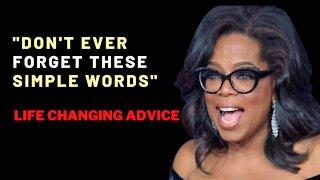Motivational Black Women 2021 - Oprah Winfrey best speech