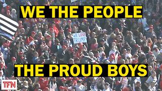 MARCH FOR TRUMP | Freedom Plaza & Union Square | Washington DC