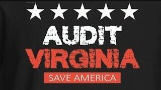 Audit the Vote Virginia (AUG. 22) w/ Arizona Senator Wendy Rogers & Virginia Senator Amanda Chase