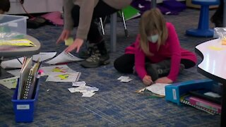 Returning to in person learning may be challenging for some students with disabilities, experts say