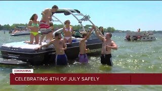 Celebrating the 4th of July safely