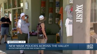 Maricopa County approves face covering mandate