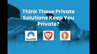 The Private Browsing Myth