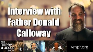 05 Jan 2021 Interview with Father Donald Calloway