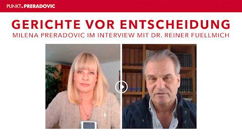 GERICHTE VOR ENTSCHEIDUNG - Milena Preradovic im Interview mit Dr. Reiner Füllmich