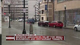 Bedrock Detroit waiving rent, other fees for small businesses for 3 months