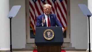 Trump Signs Executive Order Encouraging Police Reform