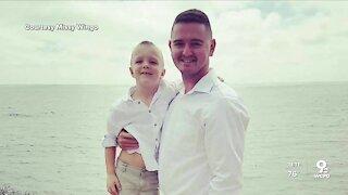 Hundreds mourn NKY Navy veteran killed in crash