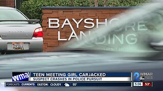17-year-old charged with carjacking teen