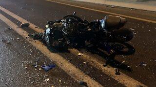 Nevada Highway Patrol investigates deadly crash on U.S. 95, I-15 southbound ramp