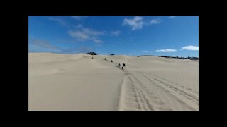 Florence, OR Sand Dunes
