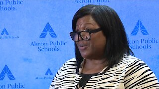 Christine Fowler-Mack hired as first woman superintendent of Akron Public Schools