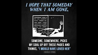 I Hope That Someday [GMG Originals]
