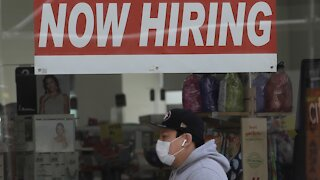 742,000 Jobless Claims Filed Last Week