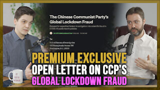 PREVIEW: Open Letter Calling for Investigation into Chinese Communist Party's Global Lockdown Fraud