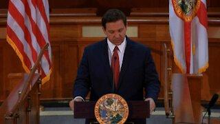 Florida Gov. Ron DeSantis hosts COVID-19 roundtable discussion