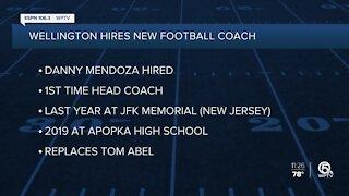 Wellington hires new football coach